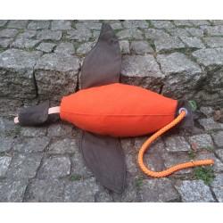 Duck Dummy - 800g (khaki/pomarańcz)