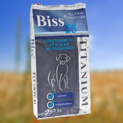 BISS 25 TITANIUM - 12,5 kg